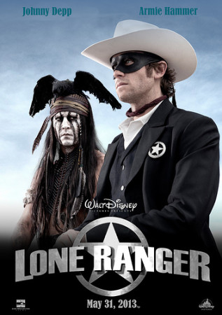 Lone Ranger 2013 Movie Poster by hokpakh3, on Flickr